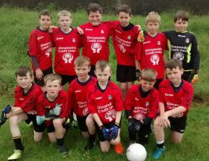Boys Team - Tom Lohan-Noel Connelly Tournament 2019