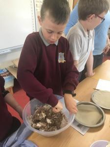Making chocolate Cake (4)