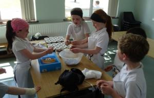 Rice Krispie Buns - 1st class (2)