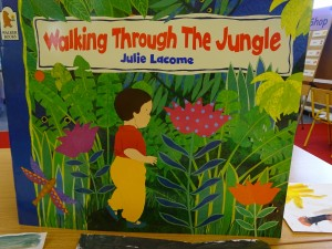 Walking through the Jungle 3