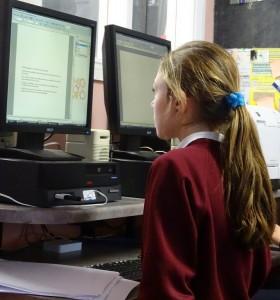 Typing Class DSC06310
