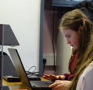 Typing Class DSC06312