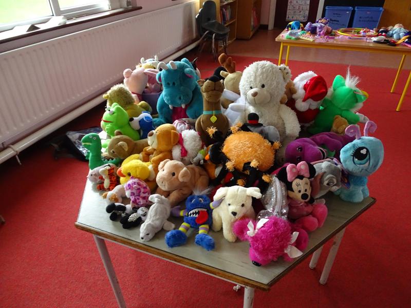 Bring a Toy, Choose a Toy … | Glinsk National School